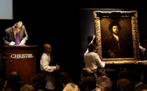 oeuvre rembrandt vente aux encheres londres christies apart. Black Bedroom Furniture Sets. Home Design Ideas