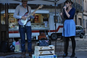 Vincent & Juliette: duo de rue pour chansons jolies 