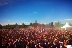 La course Color me Rad à Toulouse : coloré mais surfait