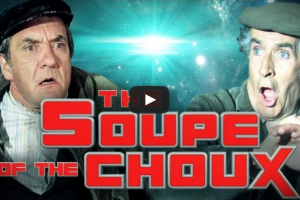 The Soupe of the Choux, à la sauce hollywoodienne